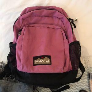 Kavu book bag